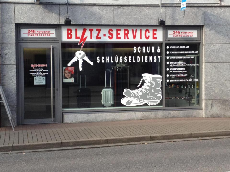 Lieferadresse in Gottmadingen