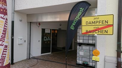 Grenzpost Gailingen