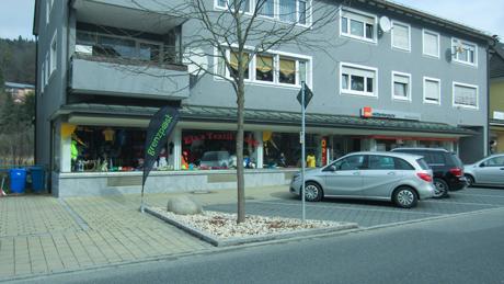 Lieferadresse in Stühlingen